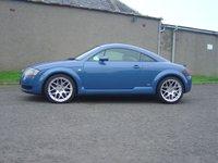 2002 AUDI TT 1.8 QUATTRO 3d 221 BHP £2950.00