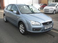 2007 FORD FOCUS 1.6 SPORT 5d 100 BHP £SOLD