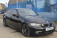 2011 BMW 3 SERIES 3.0 335D M SPORT 4d AUTO 282 BHP £12995.00