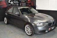 2011 BMW 1 SERIES 2.0 116D ES 5d 114 BHP £6995.00