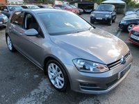 2013 VOLKSWAGEN GOLF 2.0 GT TDI BLUE 5d 148 BHP MARK 7 GT GREAT SPEC & COLOUR £10999.00