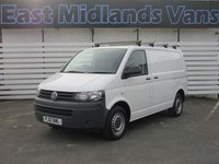 USED 2012 12 VOLKSWAGEN TRANSPORTER 2.0 T28 TDI BLUEMOTION TECHNOLOGY 1d 84 BHP