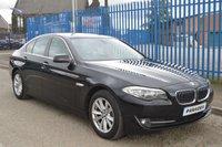 2010 BMW 5 SERIES 2.0 520D SE 4d AUTO 181 BHP £9995.00
