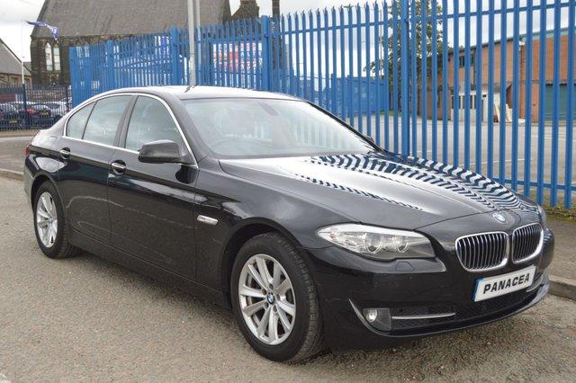 2010 60 BMW 5 SERIES 2.0 520D SE 4d AUTO 181 BHP