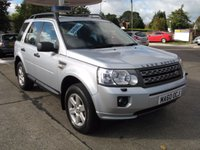 2010 LAND ROVER FREELANDER 2.2 TD4 GS 5d 150 BHP £9395.00