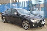 2013 BMW 3 SERIES 2.0 320D XDRIVE M SPORT 4d AUTO 181 BHP £14995.00