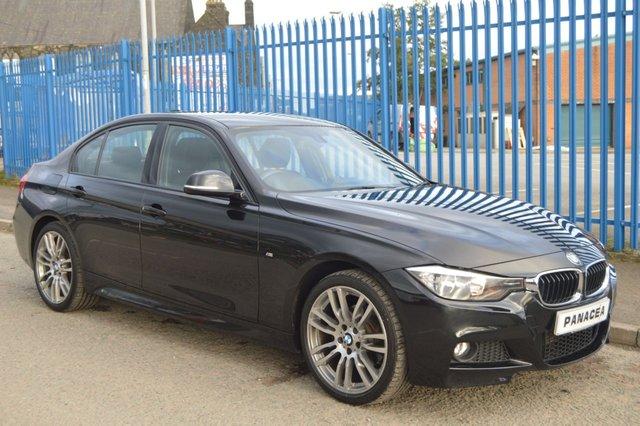 2013 63 BMW 3 SERIES 2.0 320D XDRIVE M SPORT 4d AUTO 181 BHP