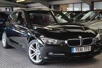USED 2012 61 BMW 3 SERIES 2.0 320D SPORT 4d AUTO 184 BHP