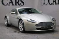 USED 2007 07 ASTON MARTIN VANTAGE 4.3 V8 3d 380 BHP EIGHT ASTON SERVICES NEW CLUTCH JUST FITTED TWO TONE LEATHER LADY OWNED FOR THE LAST 5 YEARS RECENT DISCS AND PADS EXCELLENT CONDITION THROUGHTOUT THREE KEYS COMPREHENSIVE AA WARRANTY INCLUDED IN SALE