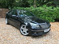 2009 MERCEDES-BENZ CLC CLASS 1.8 CLC180 KOMPRESSOR SPORT 3d AUTO 143 BHP £7489.00