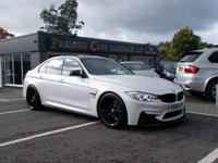 2016 BMW M3 3.0 M3 COMPETITION PACKAGE 4d AUTO 444 BHP £54990.00