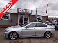 2010 BMW 5 SERIES 3.0 530D SE 4DR AUTOMATIC 242 BHP DIESEL £SOLD