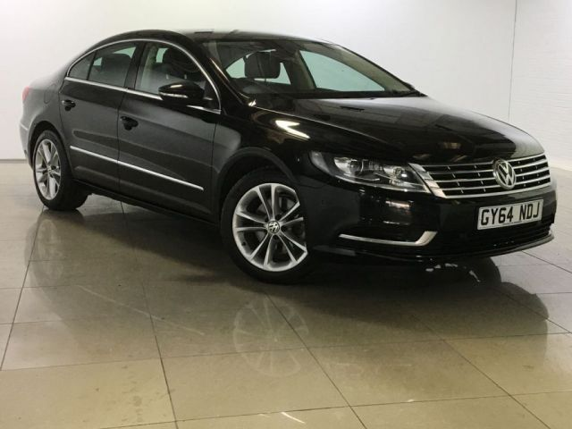 View our 2014 64 VOLKSWAGEN CC 2.0 TDI BLUEMOTION TECHNOLOGY 4d 138 BHP