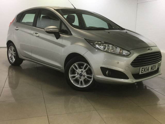 View our 2014 14 FORD FIESTA 1.0 ZETEC 5d 99 BHP
