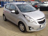 USED 2011 11 CHEVROLET SPARK 1.0 LS 5d 67 BHP