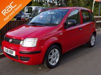 2011 FIAT PANDA 1.2 MYLIFE 5dr,Full Service History £3990.00