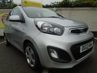 USED 2012 12 KIA PICANTO 1.0 1 AIR 5d 68 BHP GUARANTEED TO BEAT ANY 'WE BUY ANY CAR' VALUATION ON YOUR PART EXCHANGE