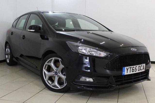 View our 2015 65 FORD FOCUS 2.0 ST-1 TDCI 5DR 183 BHP