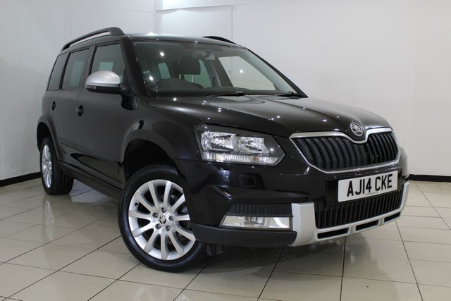 View our 2014 14 SKODA YETI 2.0 OUTDOOR SE TDI CR 5DR 109 BHP