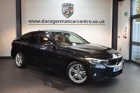 USED 2015 15 BMW 3 SERIES 3.0 330D M SPORT GRAN TURISMO 5DR AUTO 255 BHP + FULL RED LEATHER INTERIOR + FULL BMW SERVICE HISTORY + 1 OWNER FROM NEW + BUSINESS SATELLITE NAVIGATION + BLUETOOTH + HEATED SPORT SEATS + DAB RADIO + CRUISE CONTROL + PARKING SENSORS + 18 INCH ALLOY WHEELS +