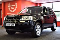 USED 2010 10 LAND ROVER FREELANDER 2 2.2 TD4 E S 5d 159 BHP