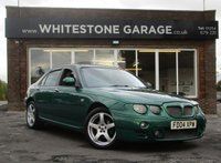 USED 2004 04 MG ZT 1.8 120 4d 118 BHP LOVELY CAR WITH  1 YEARS MOT HPI CLEAR