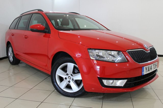 View our 2014 14 SKODA OCTAVIA 2.0 SE TDI CR 5DR 148 BHP