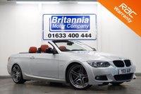 2011 BMW 3 SERIES 3.0 330D DIESEL M SPORT 2d AUTOMATIC 242 BHP £14990.00