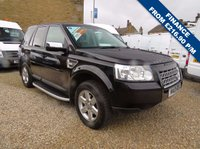 USED 2010 10 LAND ROVER FREELANDER 2.2 TD4 E S BLACK EDITION 159 BHP ONE OWNER - FSH - ONLY 41,000m