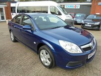 USED 2007 07 VAUXHALL VECTRA 1.8 VVT EXCLUSIV 5d 140 BHP