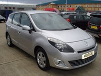 USED 2010 10 RENAULT GRAND SCENIC 1.6 DYNAMIQUE TOMTOM VVT 5d 109 BHP 7 SEATER