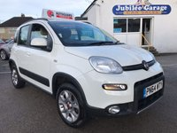 USED 2014 64 FIAT PANDA 0.9 TWINAIR 5d 85 BHP One owner, Bluetooth, Alloys, Stop start, Fog lights