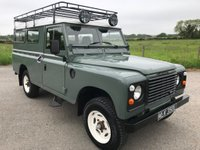 1972 LAND ROVER 109 2.3 4 CYL 1d  BHP 2.5 300 TDi Conversion £9995.00