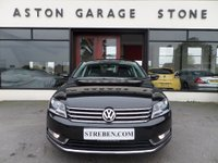USED 2014 64 VOLKSWAGEN PASSAT 2.0 EXECUTIVE TDI BLUEMOTION TECHNOLOGY ** NAV * LEATHER ** ** FULL VW SERVICE HISTORY **