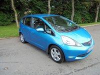 2009 HONDA JAZZ 1.3 I-VTEC ES 5d 98 BHP £2695.00