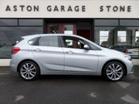 USED 2014 64 BMW 2 SERIES 2.0 218D LUXURY ACTIVE TOURER **PANORAMIC ROOF * LEATHER * NAV** ** NAVIGATION * PANORAMIC ROOF **