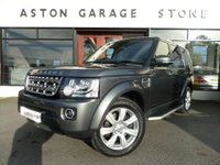 2014 LAND ROVER DISCOVERY 3.0 SDV6 XS 5d AUTO 255 BHP **SAT NAV * LEATHER ** £26850.00