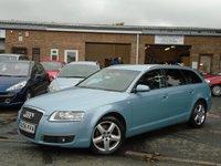 2006 AUDI A6 2.0 TDI SE TDV 5d 140 BHP £2750.00