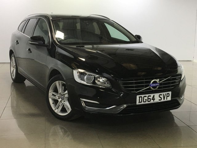 View our 2014 64 VOLVO V60 1.6 D2 SE LUX 5d 113 BHP
