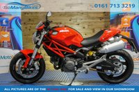 USED 2009 09 DUCATI MONSTER M696 PLUS - BUY NOW PAY NOTHING FOR 2 MONTHS