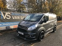 2015 FORD TRANSIT CUSTOM 2.2 270 LIMITED LR 125 BHP RS STYLING PACK AIR CON HEATED SEATS CRUISE £15995.00