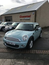 2013 MINI HATCH ONE 1.6 ONE D 3d 90 BHP £6195.00