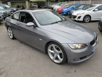 2006 BMW 3 SERIES 3.0 330D 2d COUPE 228 BHP , SAT NAV + HEATED LEATHER + S/ROOF £4999.00