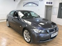 2007 BMW 3 SERIES 3.0 330I SE 4d 255 BHP £3995.00