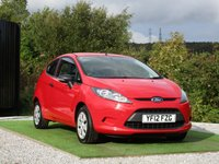 USED 2012 12 FORD FIESTA 1.2 STUDIO 3d 59 BHP
