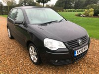 USED 2009 58 VOLKSWAGEN POLO 1.2 MATCH 5d 59 BHP