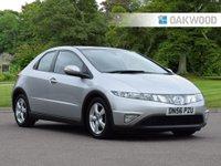2007 HONDA CIVIC 1.8 ES I-VTEC 5d 139 BHP £2495.00