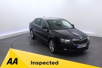 USED 2014 64 SKODA SUPERB 2.0 ELEGANCE TDI CR 5d 168 BHP SAT NAV - LEATHER INTERIOR