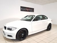 2013 BMW 1 SERIES 2.0 118D SPORT PLUS EDITION 2d 141 BHP £9950.00