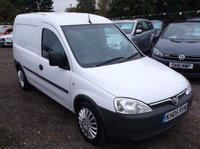 USED 2005 05 VAUXHALL COMBO VAN 1.7 2000 CDTI SWB H/C 1d 101 BHP Drives superbly, Stunning example, Great fuel economy, Call us today, NO VAT !!!!!